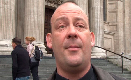 St Pauls Cathedral 007 Third St. Paul clergyman to resign over protesters eviction