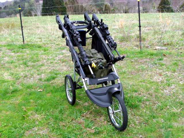 Tactical Baby Stroller Rifle 4 Tactical strollers!