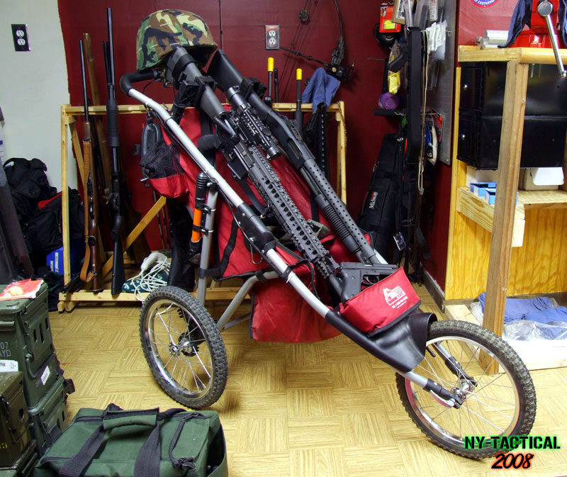Tactical Baby Stroller Rifle 6 Tactical strollers!