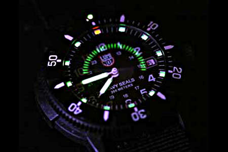 luminox military watch upcoming 1208416425 Tactical radioactive keychains!