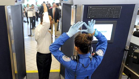 scanner 2 Full body scanner cancer risks glossed over by TSA