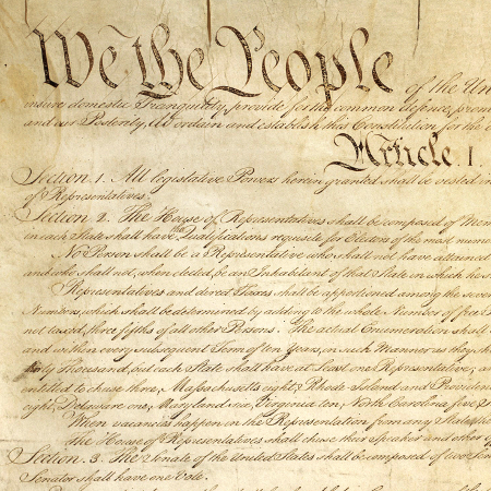 Constitution of the United States page 1 Things always get worse before they get better