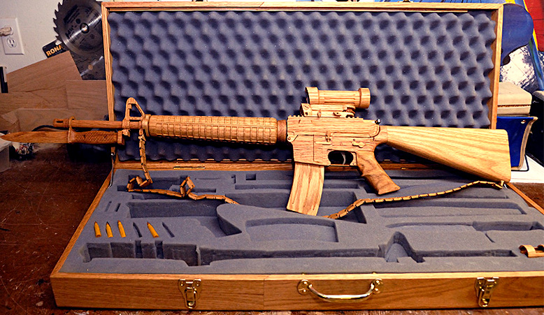 California Compliant M16