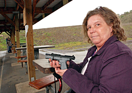 cynwil Medical marijuana cardholder can keep her concealed handgun license