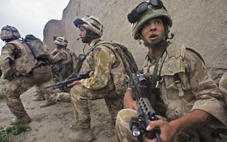 afghanistan 1543464c Reports on Afghanistan war too rosy? Army officer, others say yes.