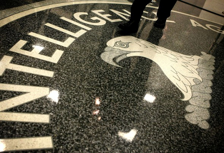 ciaseal CIA digs in as Americans withdraw from Iraq, Afghanistan