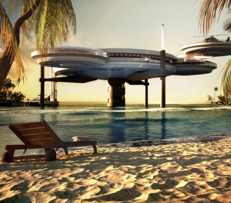1 450x397 Luxury underwater hotel for supervillains, horrors from the deep