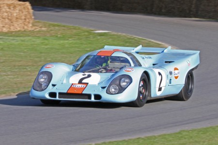 1970 Porsche 917K 450x299 Life starts at two hundred