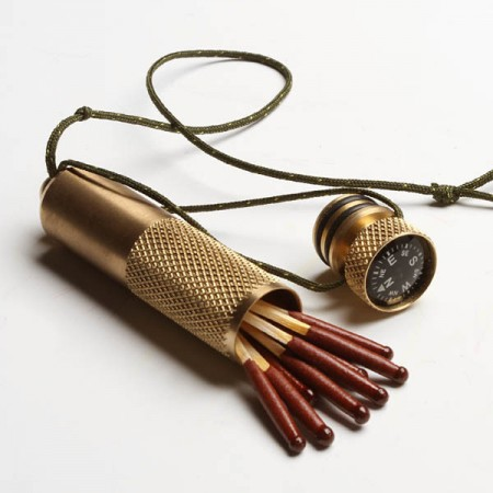 Brass Match Safe 450x450 Best Made Brass Capsule