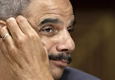 la ol holder sharpton voting 20120612 001 450x313 House panel recommends Holder be found in contempt of Congress