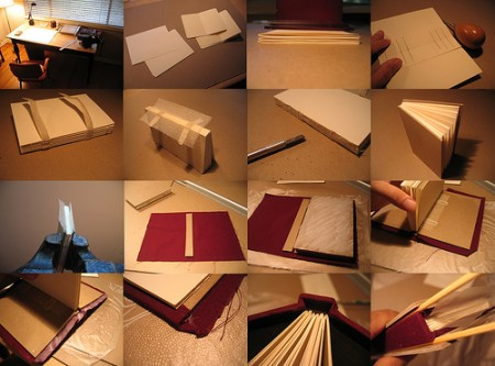 284184160 da1e76b75f 450x333 How to bind a book on the cheap with an easy DIY jig