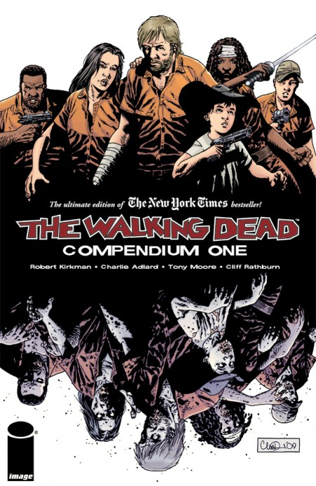 Walking Dead Compendium One 450x692 The Walking Dead: Compendium One
