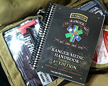 Ranger Medic Handbook 4th Edition 450x359 Ranger Medical Handbook 4th Edition