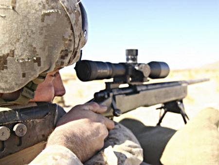 Sniping The 8,000 Mile Sniper Shot