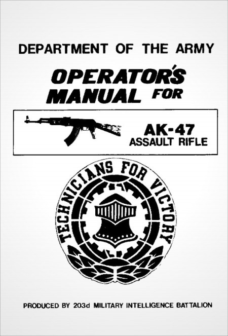 AK 47 Army Manual 450x663 AK 47 Army Manual